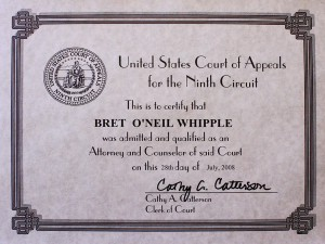 United States 9th Court of Appeals